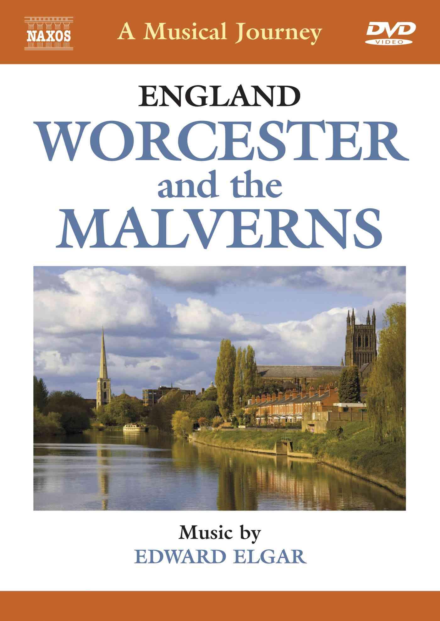 ELGAR:ENGLAND WORCESTER & THE MALVERN (DVD)